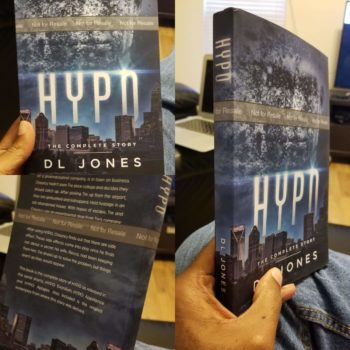 HYPO paperback proofs received